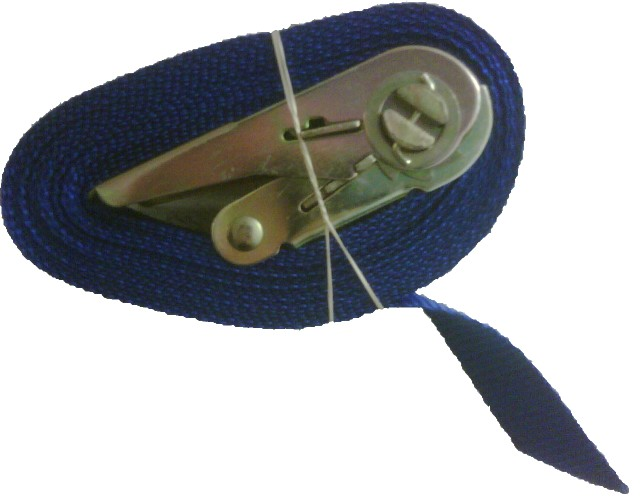 25mm x 6m Open-ended Ratchet Load Strap